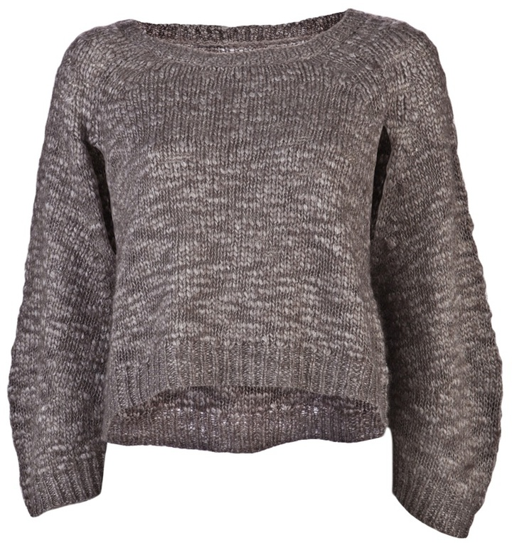 Vpl VENT KNIT SWEATER