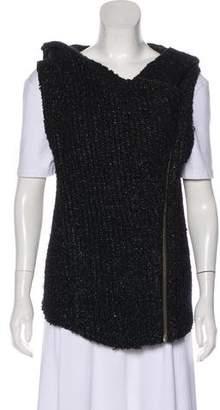Helmut Lang Merino Wool Knit Vest