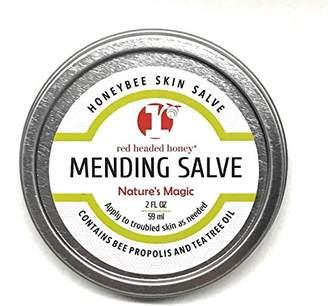 red headed honey's Propolis and Tea Tree Oil All Purpose Healing Skin Salve Tin Natural Treatment