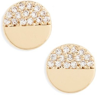 Women's Bp. Circle Stud Earrings $12 thestylecure.com