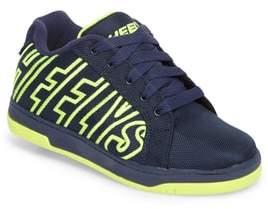Heelys Split Logo Wheeled Skate Sneaker