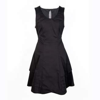 Tiska London Vald Dress Black