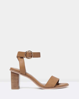Forever New Audrina Mid Block Heels