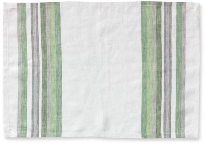 Williams-Sonoma Yarn Dyed Multi Stripe Place Mats, Set of 4,