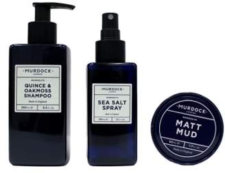 styling/ Murdock London Hair Style & Care Set