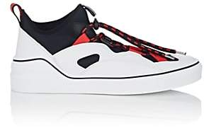 Givenchy Men's George V Sneakers - White, Black