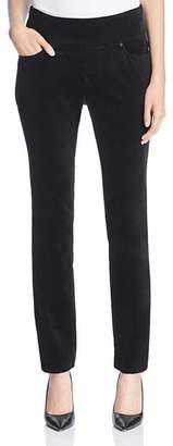 Jag Jeans Nora Skinny Corduroy Pants in Black