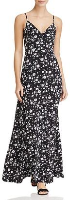 MICHAEL Michael Kors Verbena Floral Print Maxi Dress $125 thestylecure.com