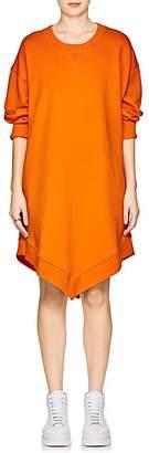 MM6 MAISON MARGIELA Women's Cotton Sweatshirt Dress - Orange