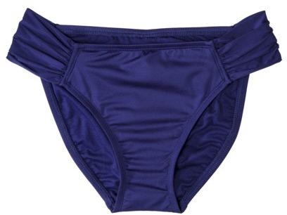 Mossimo Women's Mix and Match Hipster Swim Bottom -Indigo Night