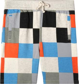 Levi's art & eden Print Knit Shorts