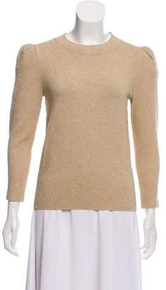 Co Knit Metallic Sweater w/ Tags