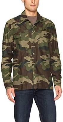 Obey Men's Breakdown Shirt Jacket