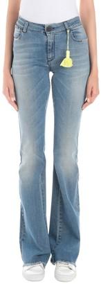 Alysi Denim pants - Item 42681485SG