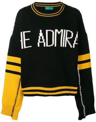 Paura The Admiral knit sweater