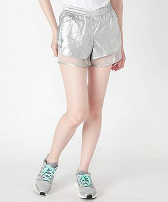 adidas by Stella McCartney (アディダス バイ ステラ マッカートニー) - [adidas by Stella McCartney] RUN M10 SHINY SHORTS(FI7721)