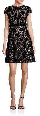 Nanette Lepore Boudoir Lace Dress $598 thestylecure.com
