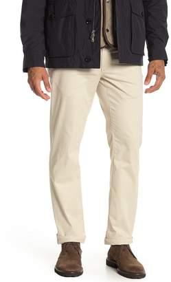 Peter Millar Poplin 5-Pocket Trouser