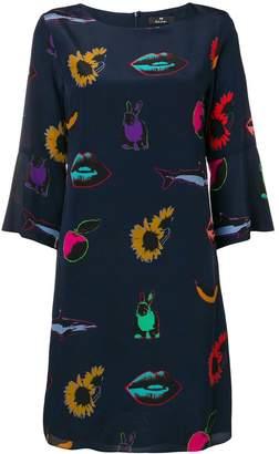 Paul Smith Printed Dress