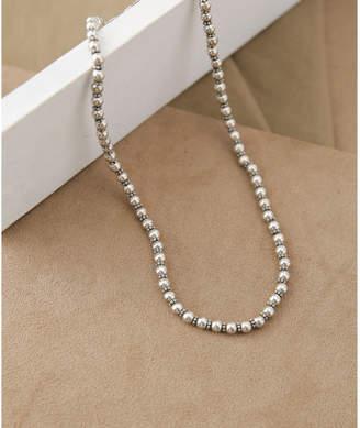Nano・universe (ナノ ユニバース) - nano・universe on the sunny side of the street/別注Sml Metal Pearl Beads Choker