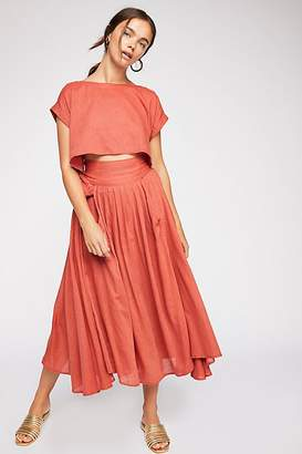 The Endless Summer Sundown Skirt Set