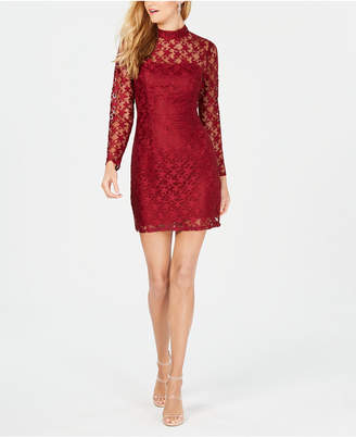 Betsey Johnson Star Lace Dress