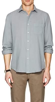 Hartford Men's Cotton Voile Sport Shirt