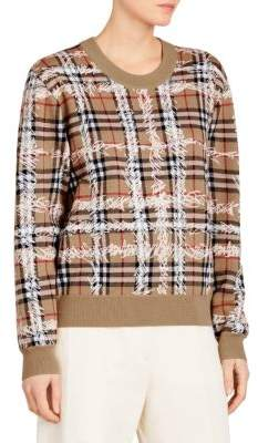 Burberry Kern Crewneck Sweater
