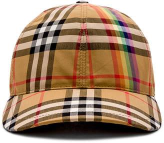 Burberry Rainbow Baseball Cap