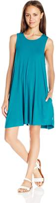 RVCA Juniors Sucker Punch 2 Swing Dress with Pockets