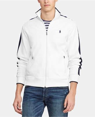 Polo Ralph Lauren Men Interlock Cotton Track Jacket