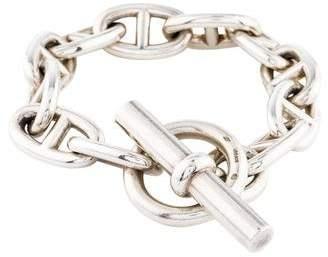 Hermes Chaine D'Ancre Bracelet