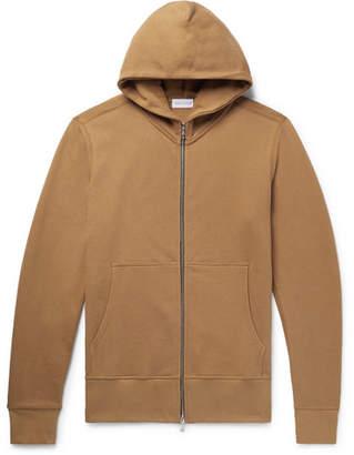 John Elliott Flash Dual Loopback Cotton-Jersey Zip-Up Hoodie