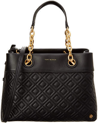 Tory Burch Fleming Small Leather Tote