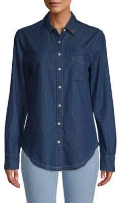 Rag & Bone Classic Denim Shirt