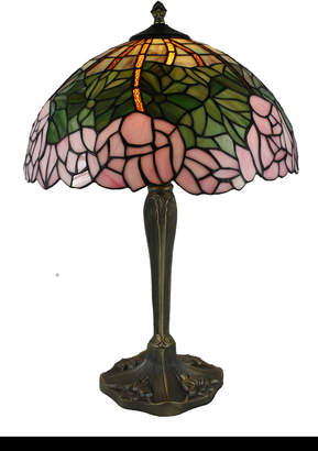 Tiffany & Co. Emporium Vine Rose Table Lamp
