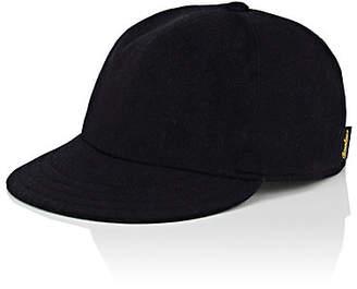 5146f1be661 Borsalino Men s Cashmere Baseball Cap - Black