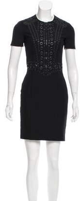 Givenchy Embellished Sheath Dress