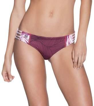 Maaji Rose Velvet Bikini Bottom - Women's