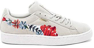 Puma Suede Hyper Emb Sneaker