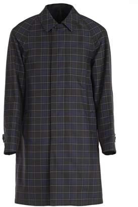 Burberry Plaid Reversible Jacket