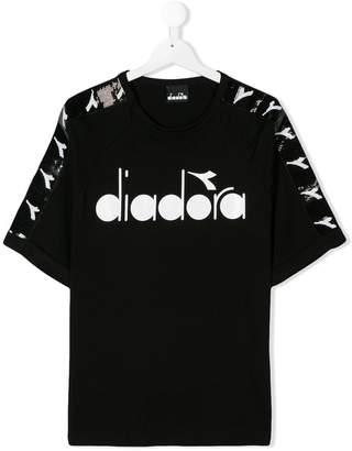 Diadora Junior logo T-shirt