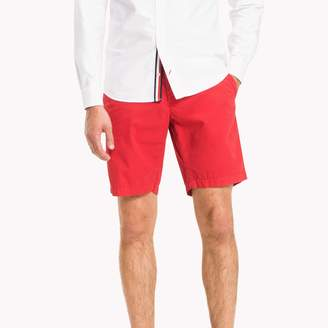 Tommy Hilfiger Garment Dyed Straight Slim Short