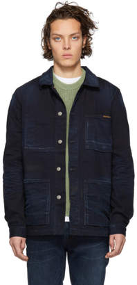 Nudie Jeans Indigo Denim Paul Jacket