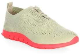 Cole Haan Low-Top Perforated Sneakers
