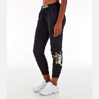 Nike Women's Sportswear Rally Metallic Jogger Pants