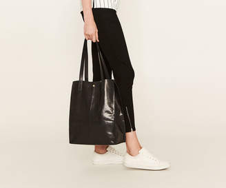 Oasis LEATHER SHOPPER