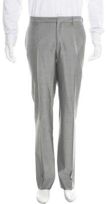 Christian Dior 150'S Wool & Silk-Blend Pants