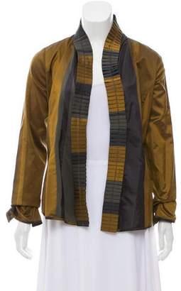 Etro Silk & Wool Top