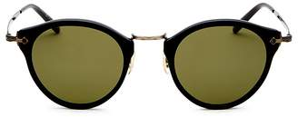 Oliver Peoples Round Sunglasses, 44mm